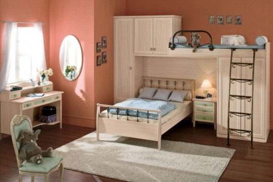 Kids Room Design, Kids Study Room, Rekabentuk Bilik Anak