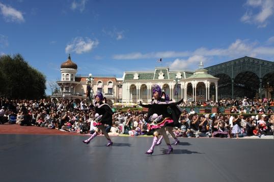 Disneyland's Parade