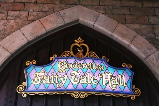 Cenderella's Fairy Tale Hall